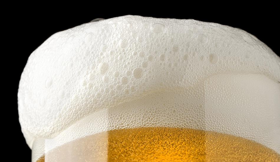 PRODUZIONE E DINTORNI: La Schiuma della Birra